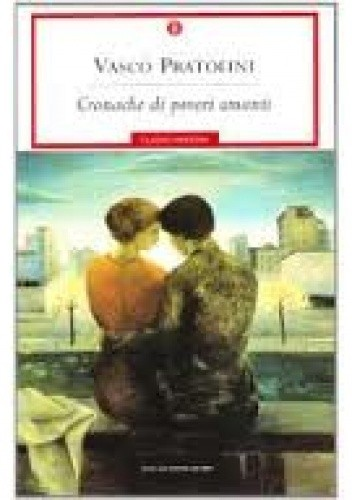 Okładka książki Cronache di poveri amanti