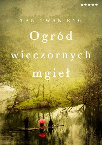 Okładka książki Ogród wieczornych mgieł