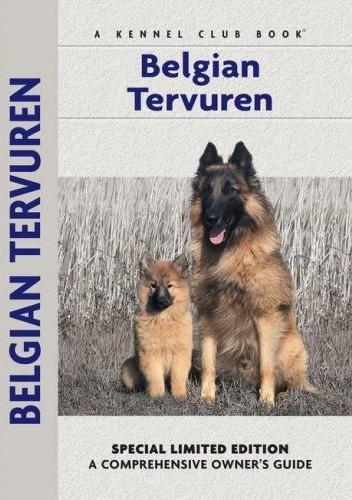 Okładka książki Belgian Tervuren