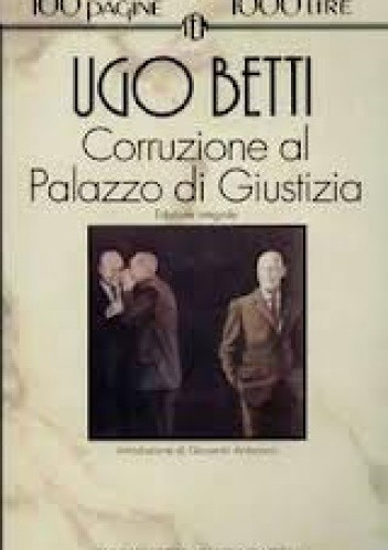 Okładka książki Corruzione al Palazzo di giustizia