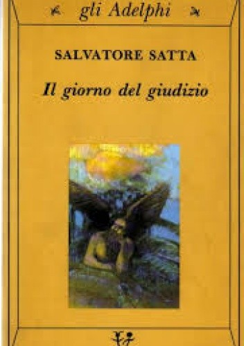 Okładka książki Il giorno del giudizio