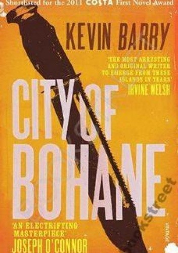 Okładka książki City of Bohane