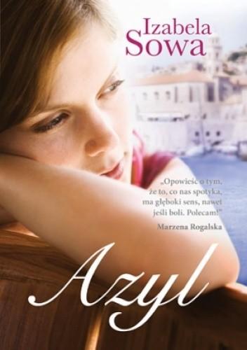 Okładka książki Azyl