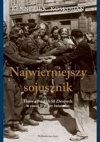 Okładka książki Najwierniejszy sojusznik