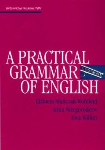 Okładka książki A Practical Grammar of English