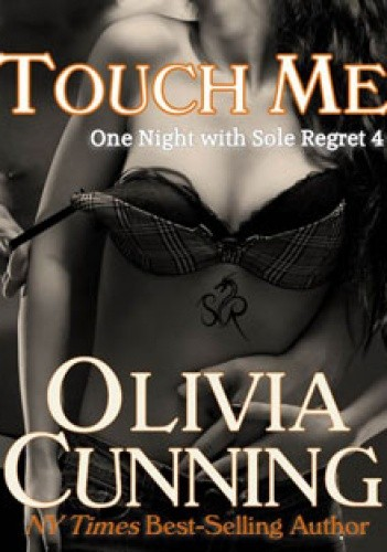 Okładka książki Touch Me