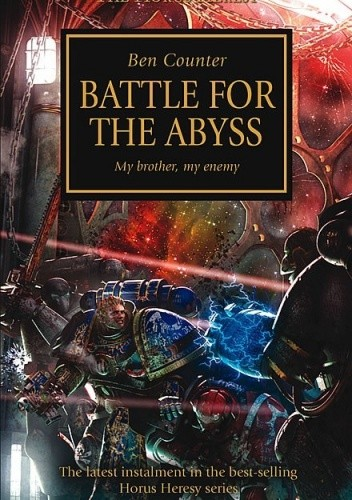 Okładka książki Battle for the Abyss
