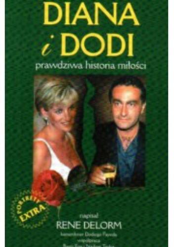 Okładka książki Diana i Dodi prawdziwa historia miłości