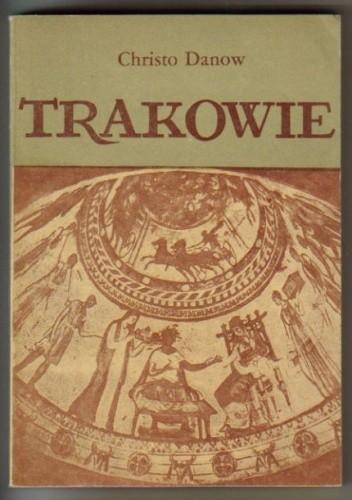 Okładka książki Trakowie