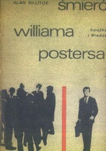 Okładka książki Śmierć Williama Postersa