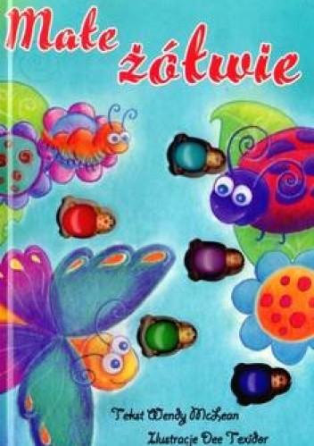 Okładka książki Małe żółwie