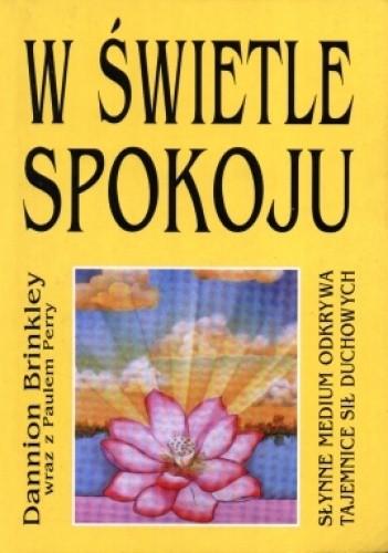 Okładka książki W świetle spokoju