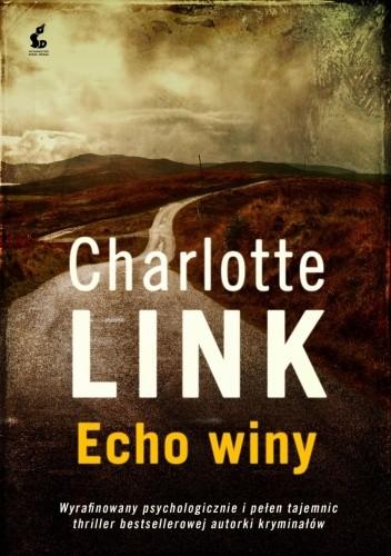 Okładka książki Echo winy