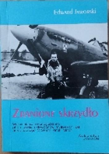 Okładka książki Zranione skrzydło