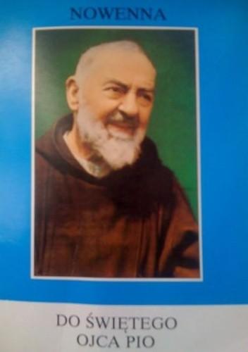 Okładka książki Nowenna do świętego Ojca Pio