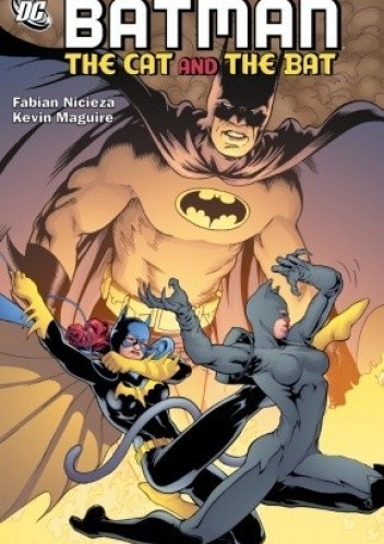 Okładka książki Batman Confidential, Vol. 4: The Cat and the Bat