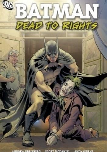 Okładka książki Batman Confidential, Vol. 5: Dead to Rights