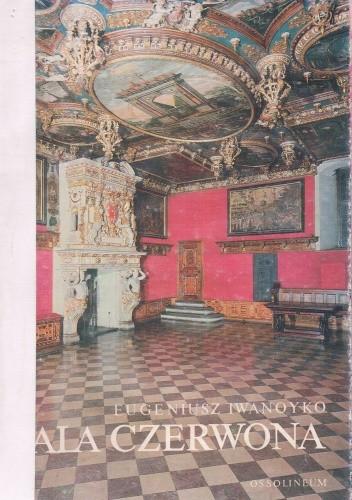 Okładka książki Sala Czerwona ratusza gdańskiego