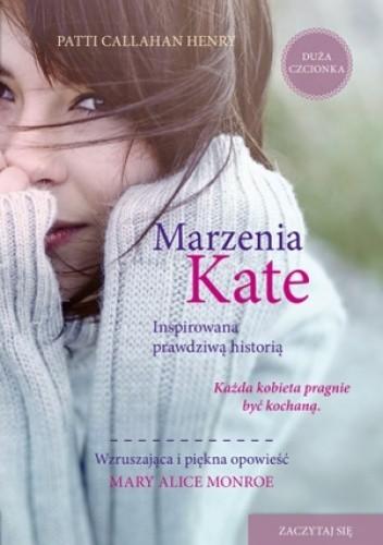 Okładka książki Marzenia Kate