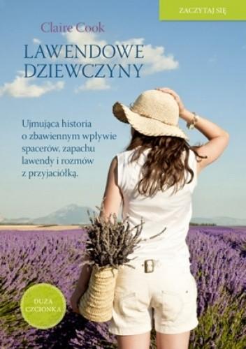 Okładka książki Lawendowe dziewczyny