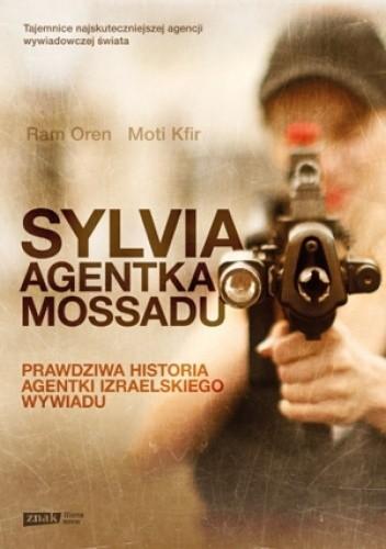 Okładka książki Sylvia. Agentka Mossadu