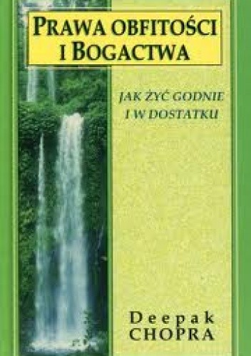 Okładka książki Prawa obfitości i bogactwa