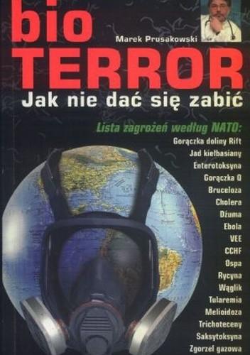 Okładka książki Bioterror. Jak nie dać się zabić.