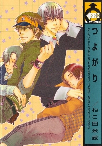 Okładka książki Tsuyogari