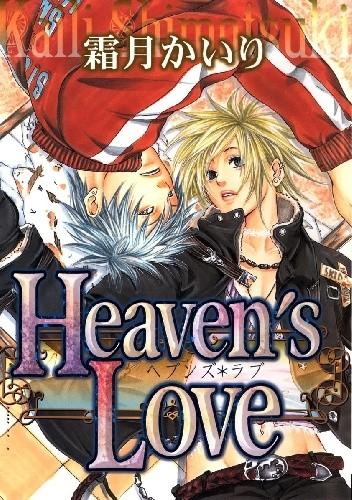 Okładka książki Heaven's Love