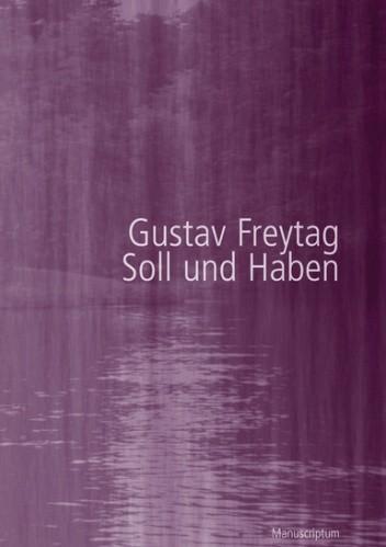 Okładka książki Soll und Haben