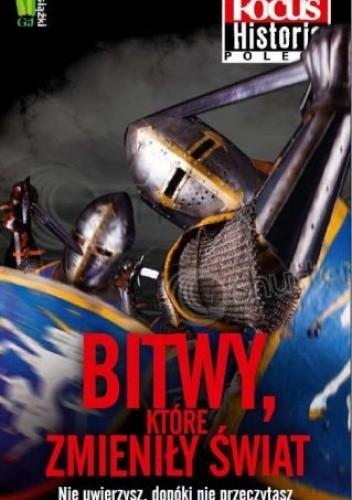 Okładka książki Bitwy, które zmieniły świat