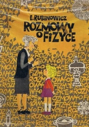 Okładka książki Rozmowy o fizyce