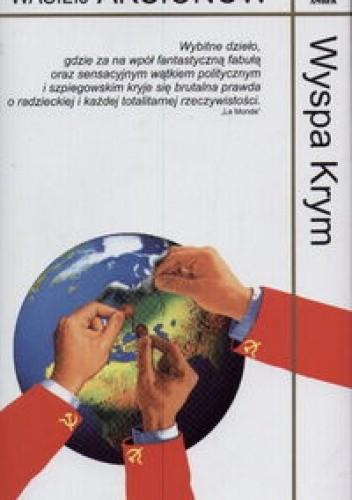 Okładka książki Wyspa Krym