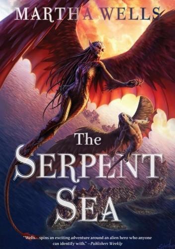 Okładka książki The Serpent Sea