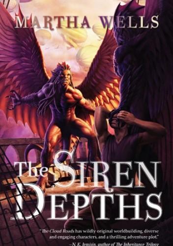 Okładka książki The Siren Depths