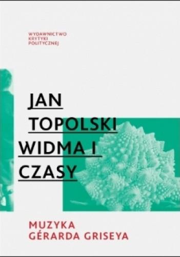 Okładka książki Widma i czasy. Muzyka Gerarda Griseya