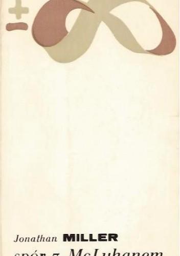 Okładka książki Spór z McLuhanem