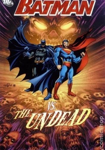 Okładka książki Batman Confidential, Vol. 8: Batman vs. the Undead