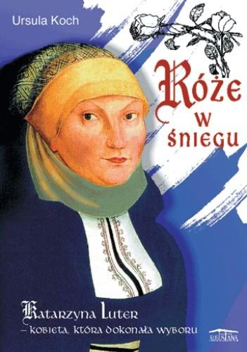 Okładka książki Róże w śniegu