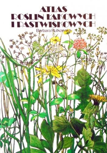 Okładka książki Atlas roślin łąkowych i pastwiskowych