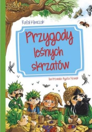 Okładka książki Przygody leśnych skrzatów