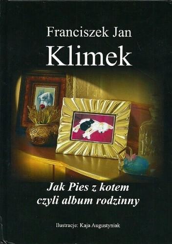 Okładka książki Jak pies z kotem czyli album rodzinny