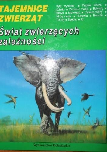 Okładka książki Świat zwierzęcych zależności