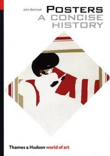Okładka książki Posters - a concise history