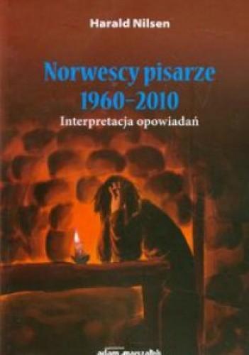 Okładka książki Norwescy pisarze 1960-2010