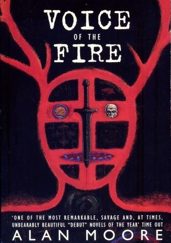 Okładka książki Voice of the Fire