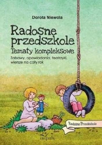 Okładka książki Radosne Przedszkole