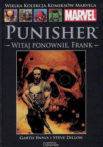 Okładka książki Punisher: Witaj ponownie, Frank część 1