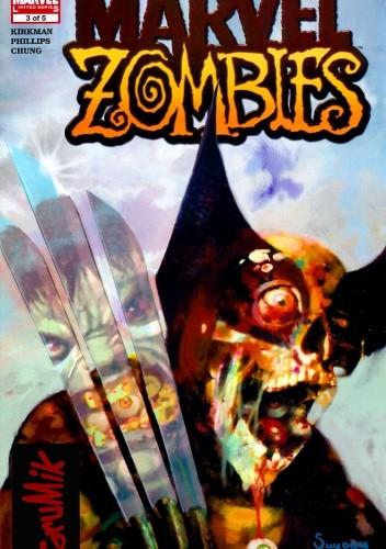 Okładka książki Marvel Zombies #3