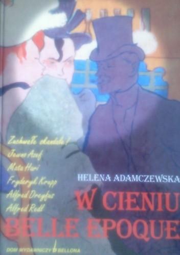 Okładka książki W cieniu Belle Epoque